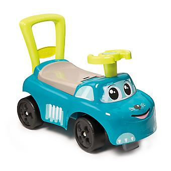 Smoby Ride On Loopauto Blauw