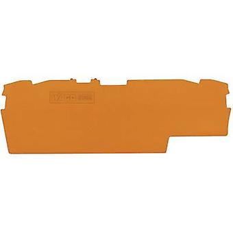 WAGO 2002-1892 Cover Plate Orange 1 pc(s)