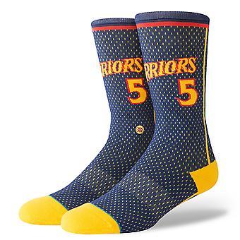 Stance Warriors 04 HWC NBA Socks - Navy