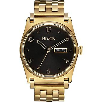 Nixon Jane Watch - guld/sort