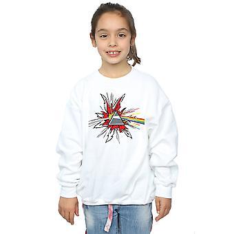 Pink Floyd Girls Pop Art Prism Sweatshirt