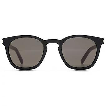 Saint Laurent SL 28 Sunglasses In Black