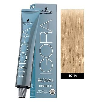 Schwarzkopf Igora Royal Highlifts 10-14 Ultra biondo Beige 60ml