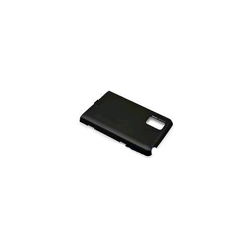 OEM LG Versa Battery Door, Extended door (Black)