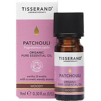 Tisserand Aromatherapy Patchouli Organic Essential Oil