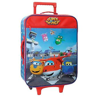 Soft sided bag carry-on Super Wings