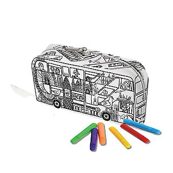 مقلمة-حافلة لندن