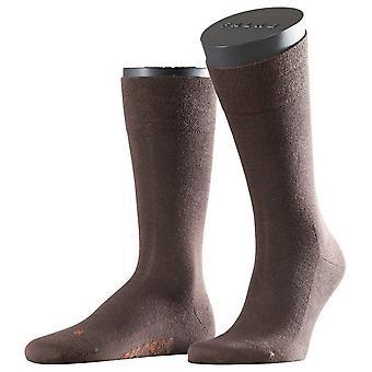 Falke Sensitive London Socks - Brown