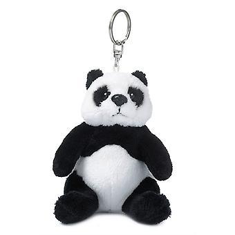 Porte-clés peluche WWF-Panda, 10 cm