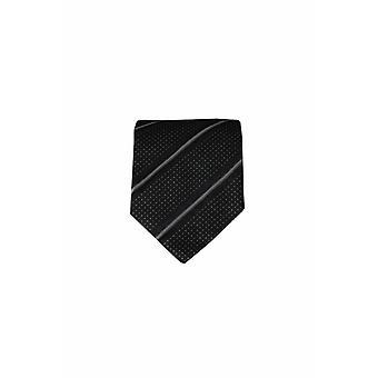 Schwarze Krawatte VC28