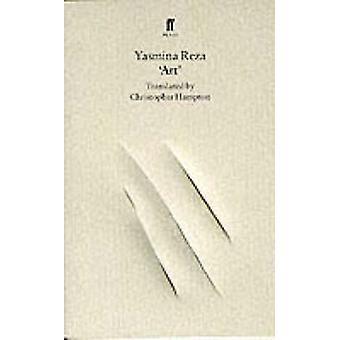 Art (Main) by Yasmina Reza - Christopher Hampton - 9780571190140 Book