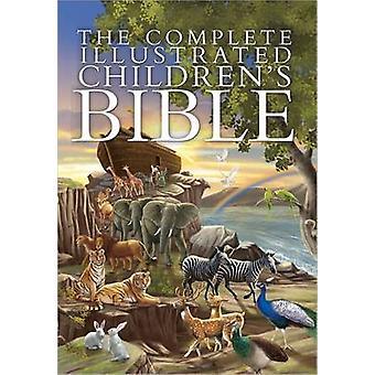 Complete Illustrated Children's Bible by J. Emmerson-Hicks - Harvest