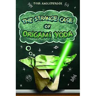 L'étrange cas de Yoda Origami par Tom Angleberger - 9780810998773 B