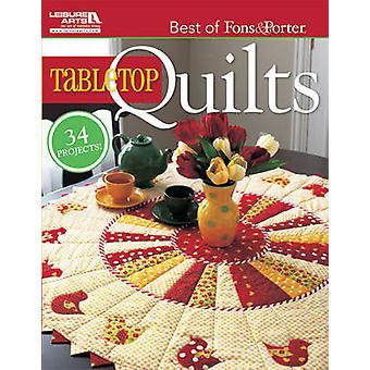 Meilleur des Fons & Porter - table Quilts de Marianne Fons - Liz Porter