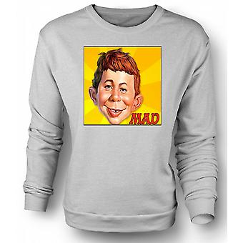 Kids Sweatshirt Mad Satiracal - Funny