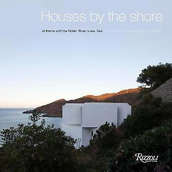Hus vid stranden - hemma med vattnet - River - Lake - havet av Ho
