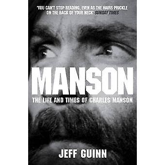 Manson por Jeff Guinn - livro 9780857208941