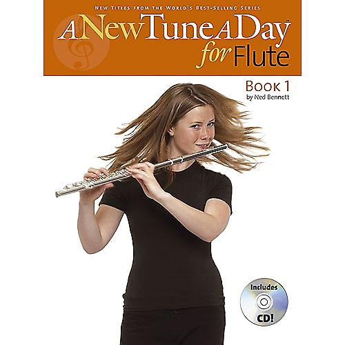 A New Tune A Day Flute 1 Book & CD