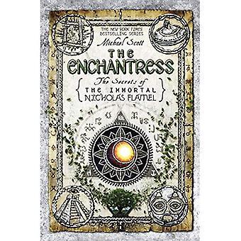 The Enchantress (Secrets of the Immortal Nicholas Flamel Series #6)