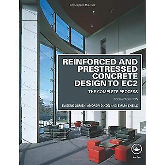 Forsterket og Spennarmert betong Design Ec2