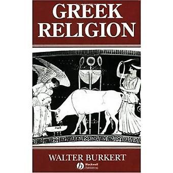 Religião grega: Arcaico e clássico (mundo antigo)