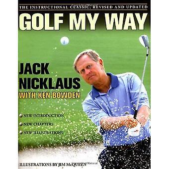 Golf mi manera: la clásica instrucción