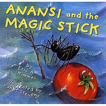 Anansi och Magic Stick