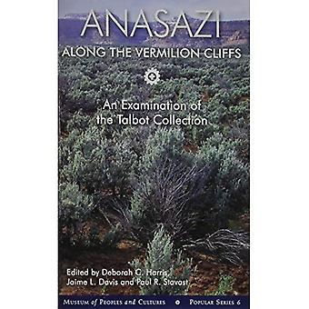 Anasazi along the Vermilion Cliffs: An Examination of the Talbot Collection (Byu Popular)