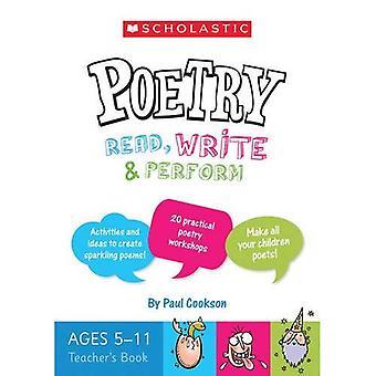Scholastic Poems (Scholastic Poetry)