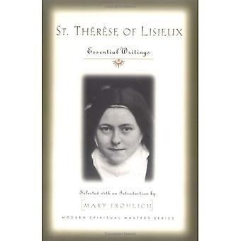 St. Therese av Lisieux: viktiga skrifter