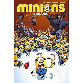 Minions : Banana (Hardcover) (Annuals 2016)