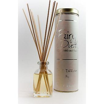 Lily Flame Scented Reed Diffuser - Fairy Dust