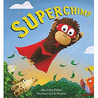 Storytime: Superchimp