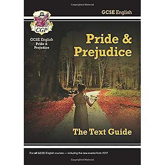 GCSE letteratura inglese - orgoglio e pregiudizio - testo guida
