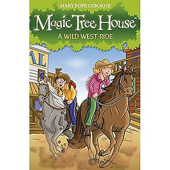 Magic Tree House 10 : Un tour du Far West