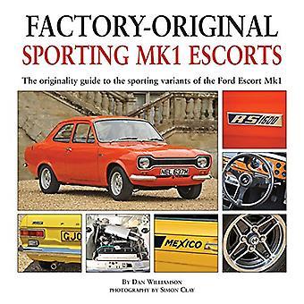 Factory-Original Sporting Mk1 Escorts