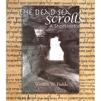 Dead Sea Scrolls A Short History