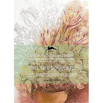 Still Life Bouquets: Artists ' Colouring Book