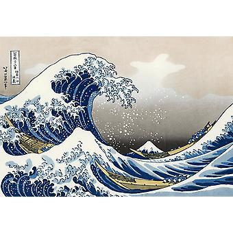 Piatnik The Great Wave Jigsaw Puzzle (1000 Pieces)