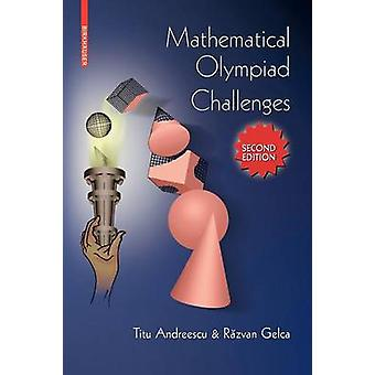 Mathematical Olympiad Challenges (2nd ed. 2009) by Titu Andreescu - R