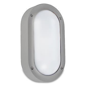 Basic Aluminium Outdoor Wall Light Fixture - Leds-C4 05-9886-34-M1
