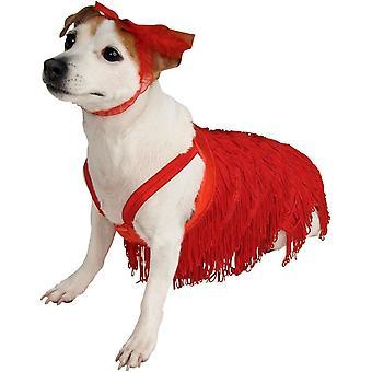 Flapper Costume dell'animale domestico