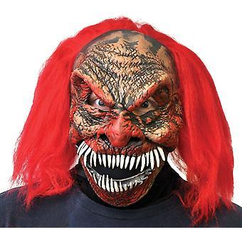 Mørk Humor Latex maske For Halloween
