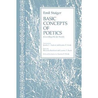 Concepts de base de la poétique par Staiger & Emil