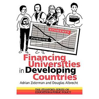 Financing Universities in Developing Countries by Ziderman & Adrian