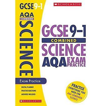 Combinado de livro de prática de exame de ciências para AQA por Sam Jordan - 97814071