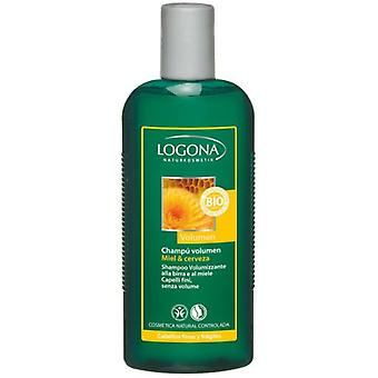 Logona Volume Shampoo Honey & Beer (Hygiene and health , Shower and bath gel , Shampoos)