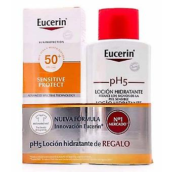 Eucerin Sun Sensitive Protect SPF 50 de 150ml