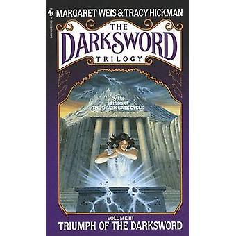 Triumph of the Darksword by Margaret Weis - 9780553274066 Book