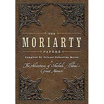 The Moriarty Papers - 9781504800808 Book